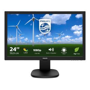 Desktop Monitor - 243s5ljMB - 23.6in - 1920x1080 - Full Hd