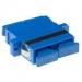 ACT Fiber optic SC duplex adapter singlemode OS2