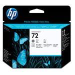 HP Printhead - No 72 - Grey/Photo Black
